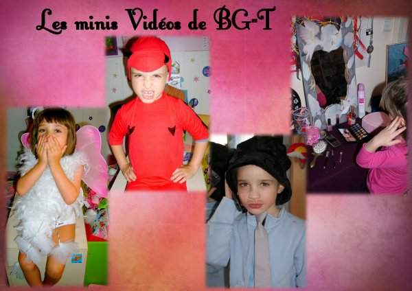 PROJET RIGOLO / LES MINIS EPISODES ♥♪♪♥ Youtube ★ Forum ★ Photos ★ FaceBook ★ Test ★ Twitter  ★ GroupeFan ♥♪♪♥